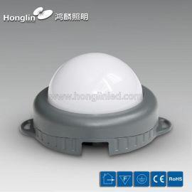 高档铸铝贴片3W点光源_小功率贴片点光源