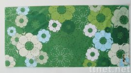 T-2147_深绿花布