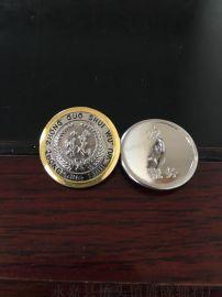 中国税务扣 金属钮扣 标制扣 制服扣