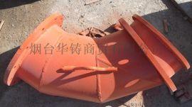 优质耐磨抗腐蚀铸石弯头