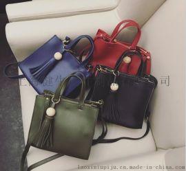 韩国东大门女包ROOTY同款,斜肩背包、单肩手提包、挎包