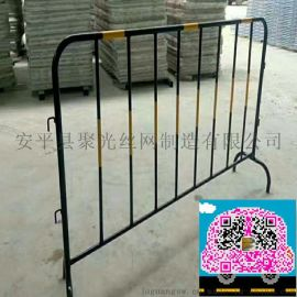 移动铁马护栏@安平聚光制造临时隔离栏
