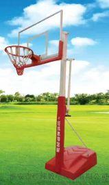 经纬JWL014幼儿手摇式升降篮球架