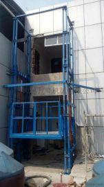天越SJD导轨式升降货梯专业供应商-济南天越