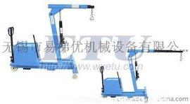 ETU易梯优,多功能平衡重式单臂吊,特别适合用于更换模夹具