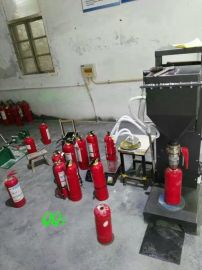 供应灭火器年检维修检测设备加压换粉设备