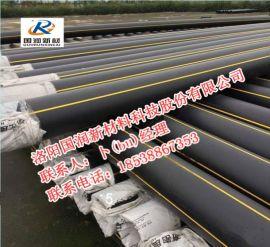 国润供应PE燃气管 聚乙烯燃气管 厂家直销量大优惠