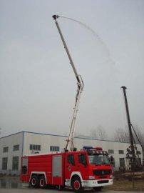 高喷消防车上装系列JP18C,非标定制抢险救援消防车