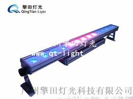 14顆30wLED點控防水洗牆燈 戶外LED防水洗牆燈 三合一超高高度洗牆燈
