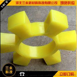 梅花垫 MT型聚氨酯梅花垫 厂家六角轮梅花垫 优质耐用耐磨