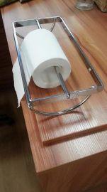 思爱居卫浴挂件 易安装便拆卸纸巾架