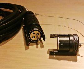 TCQ9003型野战光缆扩束型光纤连接器