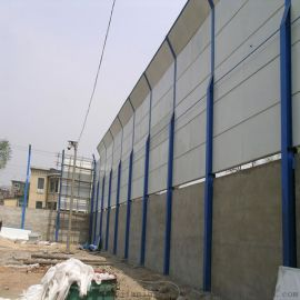 工厂声屏障_工厂声屏障怎么安装_工厂声屏障安装方法