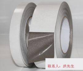 抗干扰屏蔽隔离电磁波防辐射平纹双面导电双面胶带导电布胶布带