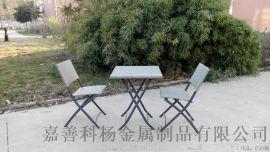 藤椅桌三件套