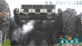 鑫弘游艺 UE10 3.5X3.5侏罗纪金刚