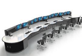 南京 联众恒泰 控制台 AOC-D系列 能源监控调度中心操作台定制设计 面向全国销售