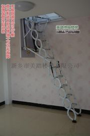 上海伸缩楼楼梯总厂伸缩楼梯图片