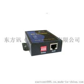 东方讯 串口服务器 串口转以太网 串口转TCP 串口设备联网服务器 多串口卡 NC2001 2101