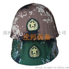 07迷彩钢盔套帽罩 80头盔丛林头盔套 07荒漠迷彩头盔套