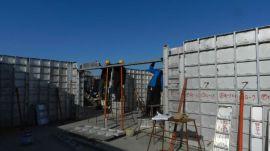 新型环保型材管廊专用6061-T6铝模板生产厂家