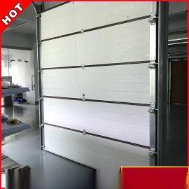 深圳南山 厂家供应电动车库门 遥控铝合金卷帘门 包安装