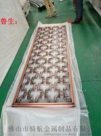 订制中国不锈钢屏风 钛金不锈钢屏风
