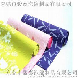 出口6mm防滑瑜伽垫子 PVC瑜珈垫加厚瑜伽健身垫
