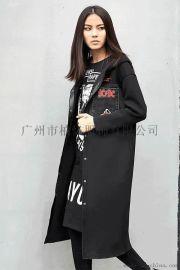 广州一线品牌【拓谷】16年冬 个性潮流女装 品牌折扣库存尾货批发