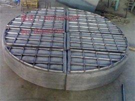 HG不锈钢丝网除沫器上装式下装式厂家直销