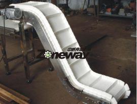 FSJ型工程塑料鏈板輸送設備,提升機