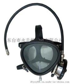 693潜水呼吸器 693硅胶潜水全面罩 干式潜水全面罩 深潜全面罩