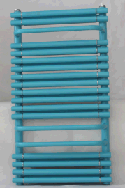 歐米德暖氣片家用水暖背簍散熱器銅鋁復合  蘭5131 高度800mm