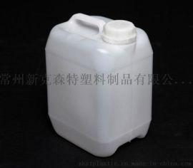 10L堆码桶金牌供应商直销10L化工塑料方桶