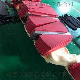 高發泡高回彈PU發泡玩具球 翼中翼地鐵門擋板