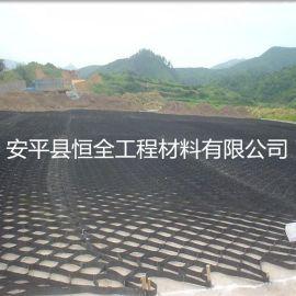 拓林土工格室50-1000打排水孔土工格室塑料焊接土工格室