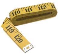 3米(300厘米/120英寸)量衣尺