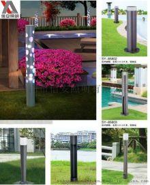 厂家直销铁艺特色户外草坪灯 铝制防水草坪灯 LED风灯