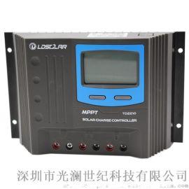 TD2410  40A 12/24V自动识别  mppt太阳能控制器