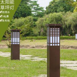 HC HC-004太阳能草坪灯 太阳能LED庭院景观灯