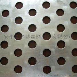 304不锈钢冲孔网 不锈钢圆孔筛网