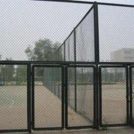 内蒙球场护栏网 勾花网 运动场防护网 安全围栏网