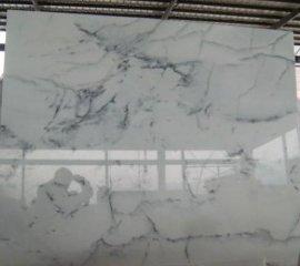 水晶白大理石