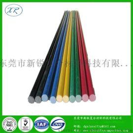 长期生产1.0-60mm圆棒 玻璃纤维棒规格齐全 实心玻纤棒定做批发