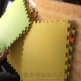 优质优价供应十字纹地垫 泡沫拼接地垫