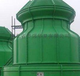 玻璃钢冷却塔 玻璃钢圆形冷却塔 逆流式冷却塔