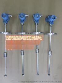 厂家促销西安甲醇顶装侧装液位计宝鸡甲醇磁浮子液位计