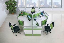 郑州开源办公家具隔断  屏风办公桌椅