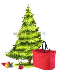 圣诞树袋 牛津布圣诞收纳袋搬家行李收纳袋