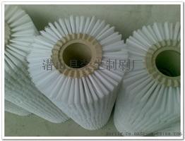 毛刷轮/工业毛刷/条刷/滚筒刷/油漆刷/钢丝刷